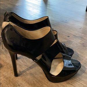 Calvin Klein Pleather High Heels